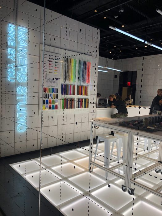 Nike's new NYC flagship store is fueled by its mobile app