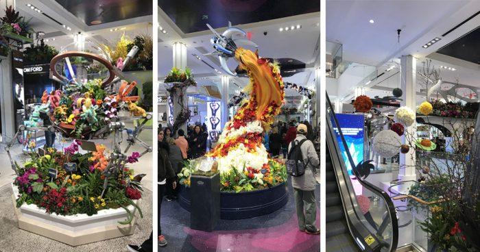 Creative Fuel, Macys Flower Show