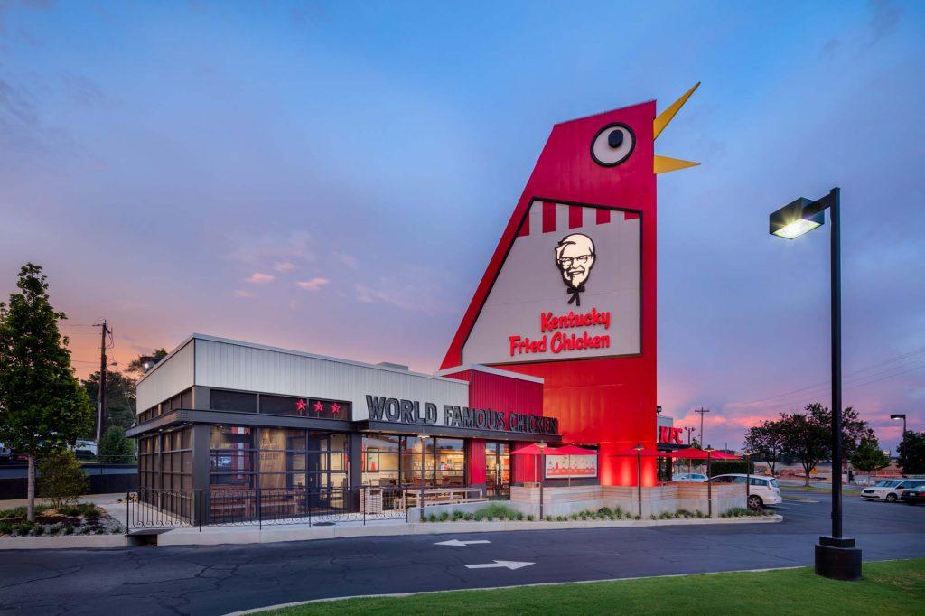 KFC The Big Chicken