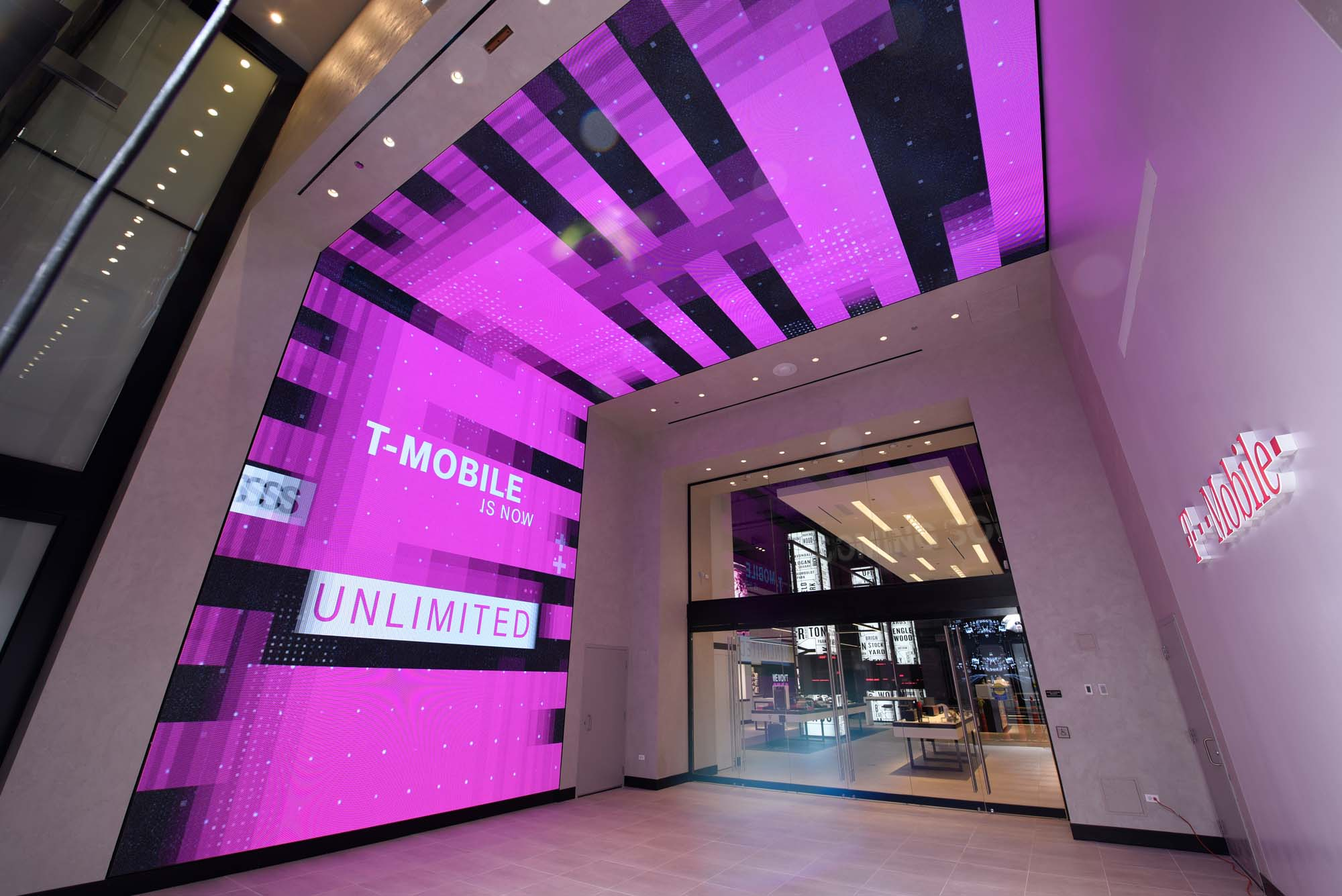 T Mobile Signature Stores Nelson Worldwide