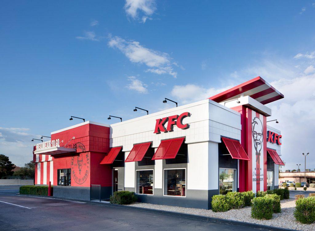 KFC The Orignial Showman