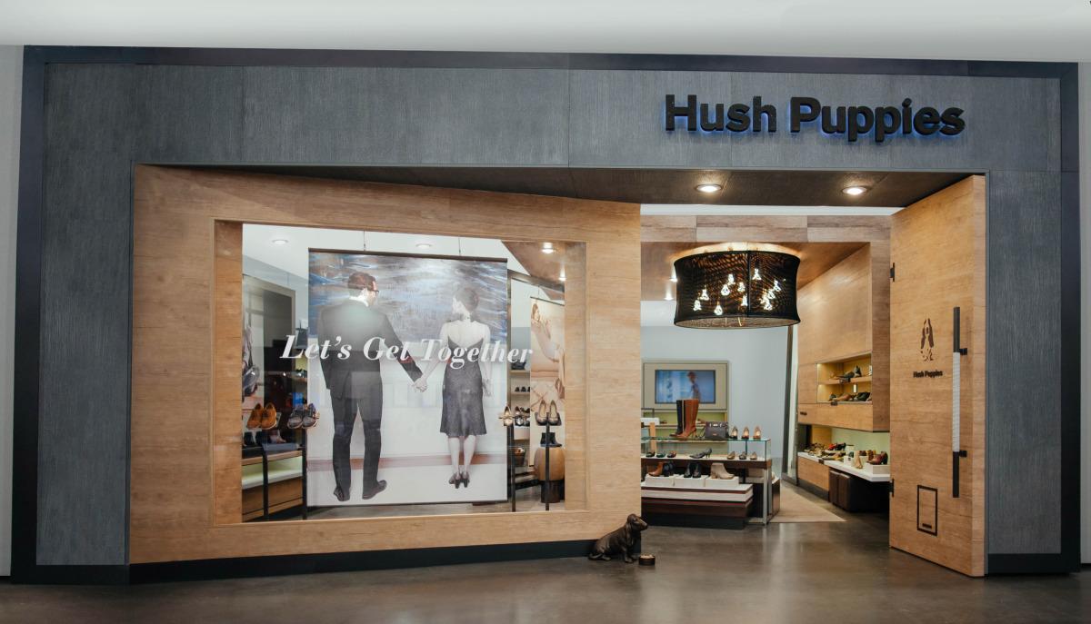 Hush Puppies - Nelson Worldwide