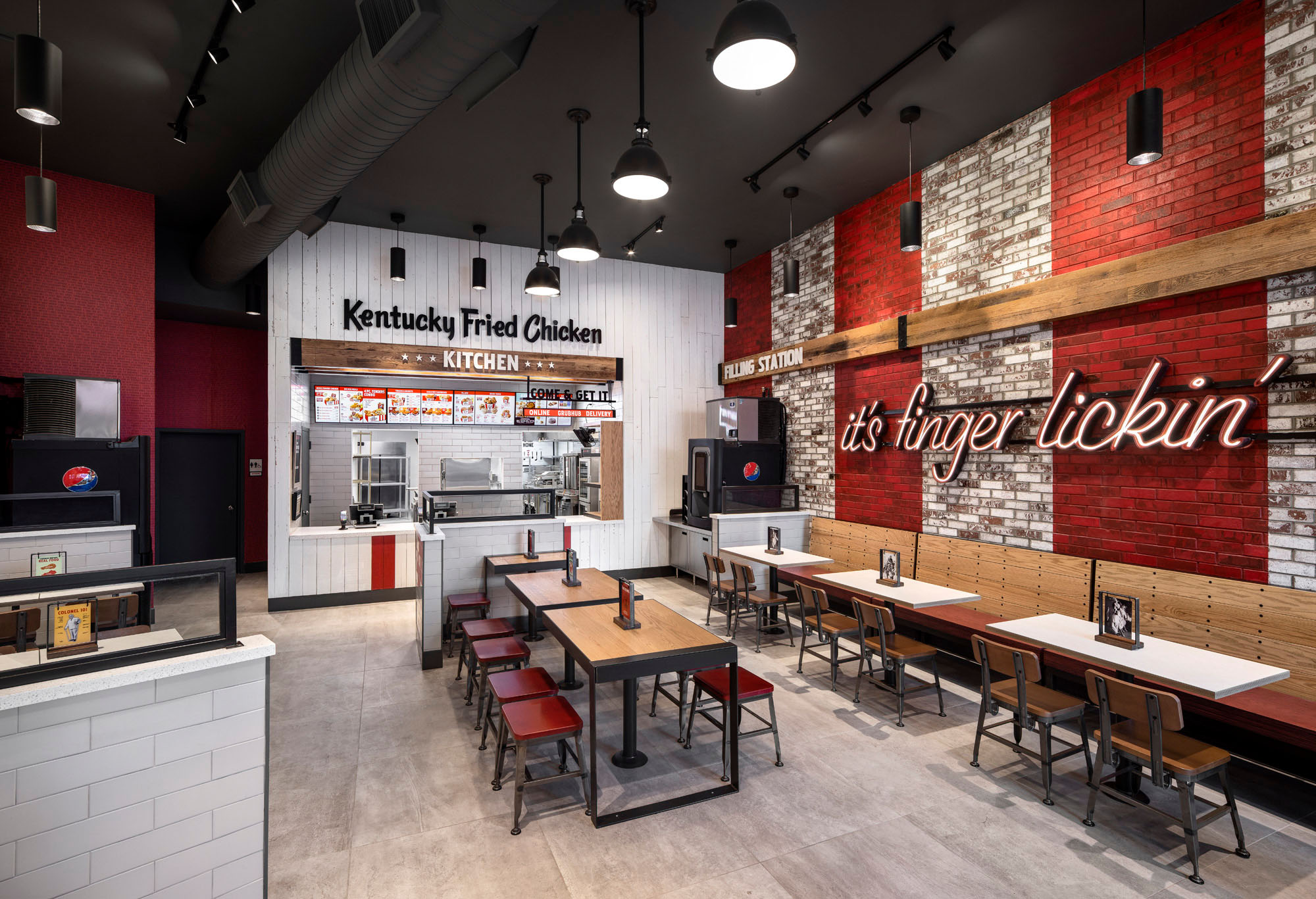 KFC Opens in The Bronx