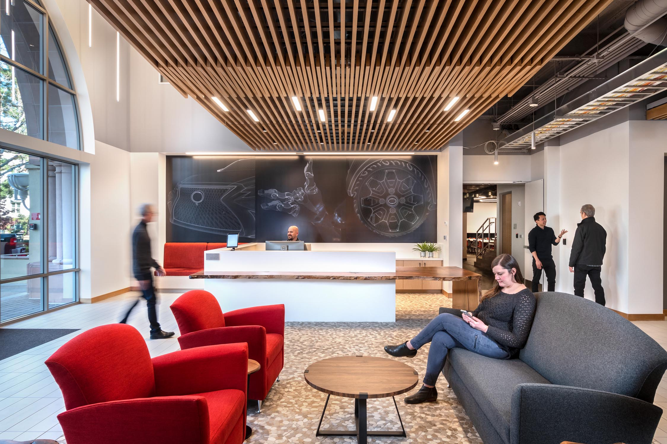 Toyota Research Institute Offices – Los Altos