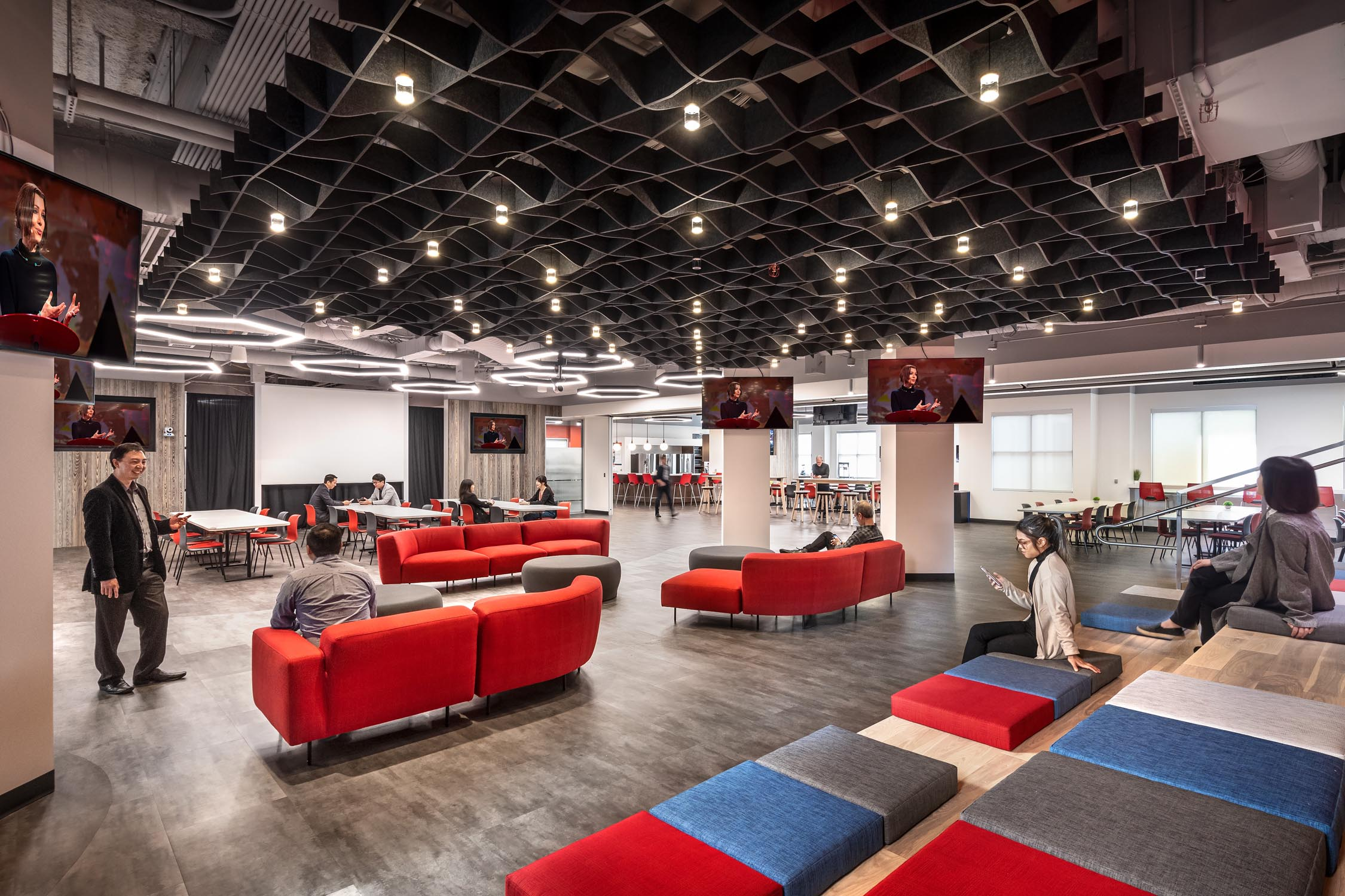 The Business Of Furniture: Understanding A Behavior-Based Approach To Workplace Design – Emotions Are Playing A Bigger Role