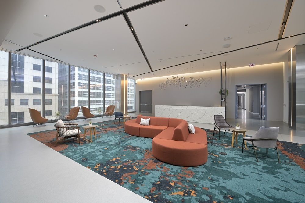 Unforgettable Experience: NELSON Worldwide Designs Amenity Spaces for Chicago's Next Iconic Office Towerjust