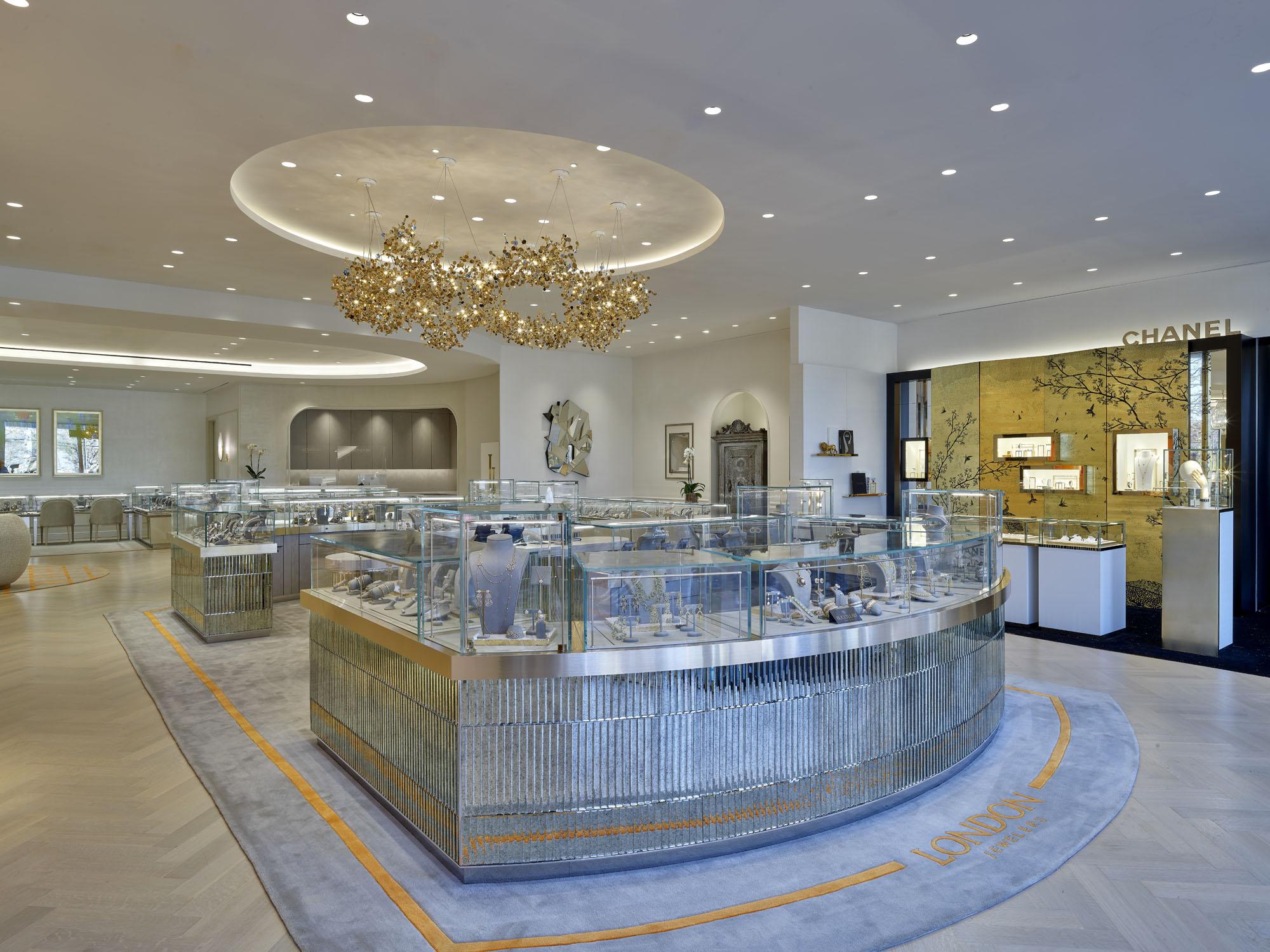 AN Shopfitting Magazine: London Jewelers
