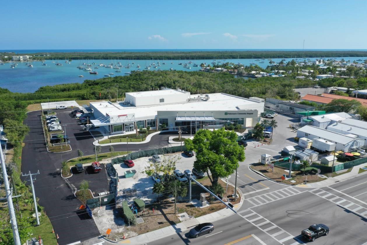 Fishermen's Community Hospital Grand Opening
